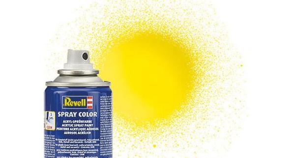 12 Yellow Gloss Spray - Image 1