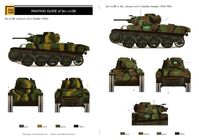 Stridvagn Strv m/38 Swedish Tank conversion set