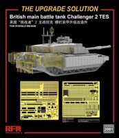 The upgrade solution for RM-5039 British main battle tank Challenger 2 TES - Image 1