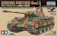 Panther Ausf.G Early version w/Single Motor - Image 1