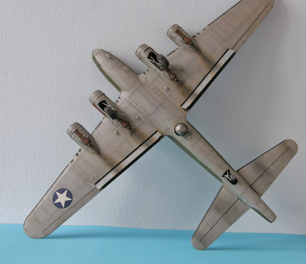 Eduard Accessories 48533 Model Building Accessories B-17G Flying Fortress Exterior for Revell//Monogram kit
