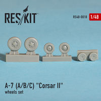 "LTV A-7 ""Corsair II""A/B/C/E wheels set - Image 1"
