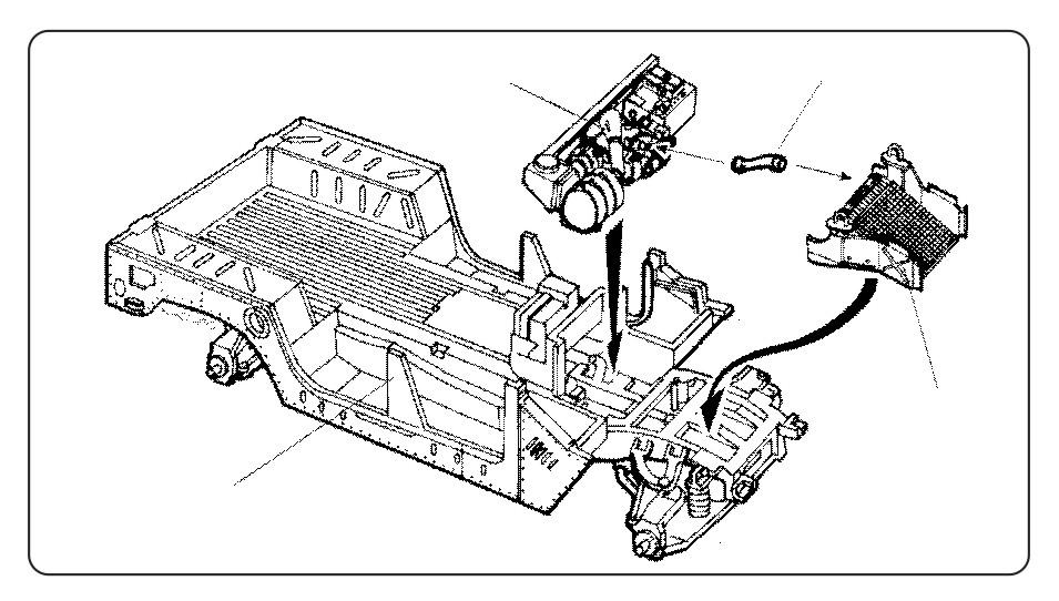 M 998 Hummer Silnik Aca Cmk 3003