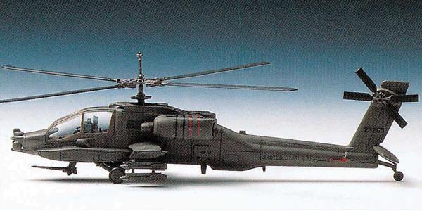 AH-64 APACHE Academy 7112