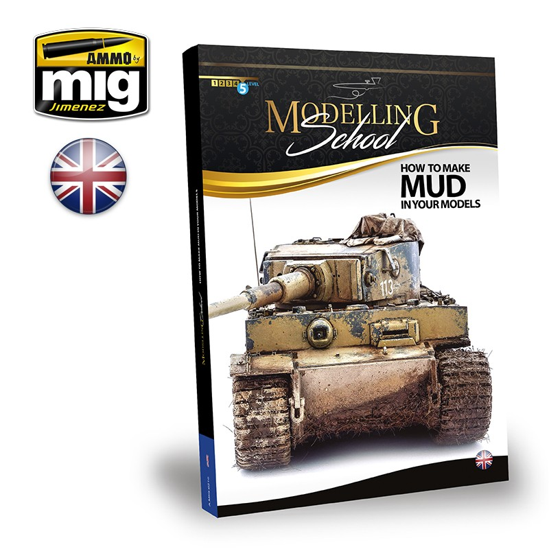 MODELLING SCHOOL - HOW TO MAKE MUD IN YOUR MODELS (English) - Image 1