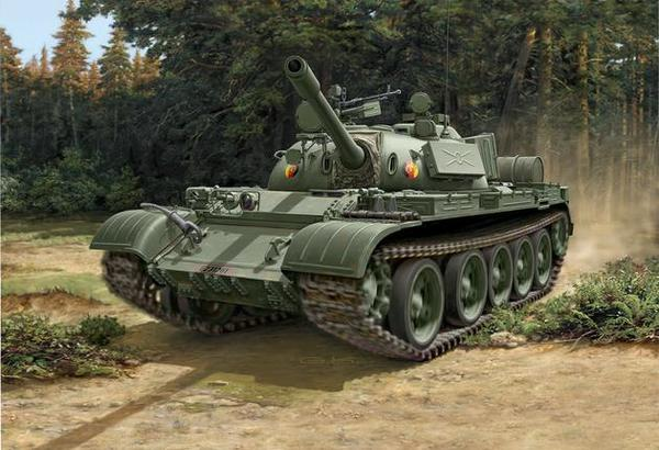 T-55 A/AM Revell 03304