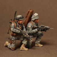 Snipers group 82-st Airborne Division 2 figures