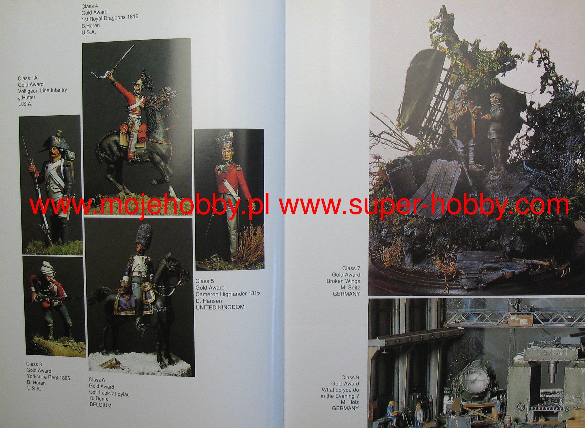 War Paint Series- Euromilitaire Book Verlinden 0693