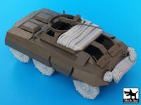 US M 20 accessories set for Tamiya - Image 1