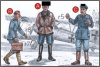 Richthoffen Flying Circus WW I - Image 1