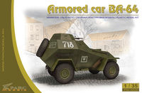 Soviet Armored Car BA-64 - Image 1