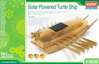 Solar Powered Turtle Ship Education Model Kit - Image 1