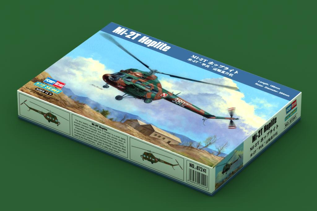 Hobbyboss 1//72 87241 Mi-2T Hoplite