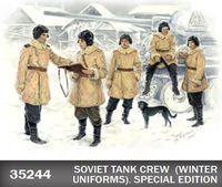 Soviet tank crew ( Winter ) Special Edition - Image 1