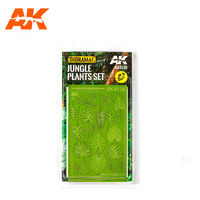 JUNGLE PLANTS SET 1/32 AND 1/35