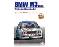 BMW M3 E30 1991 DTM Zolder Winner