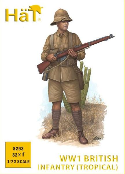 WWI British Infantry ( Tropical ) - Image 1