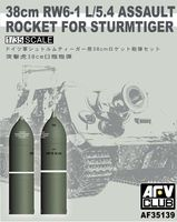 38cm RW6-1 L/5.4 Assault Rocket for Sturmtiger - Image 1