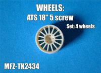 ATS wheels 5 screw - Image 1