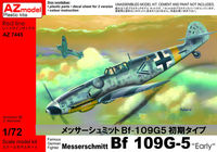 Messerschmitt Bf-109G-5 Early - Image 1