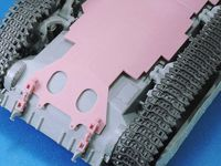 Belly Armor for Merakva I Hybrid/II/IID (for TAKOM) - Image 1