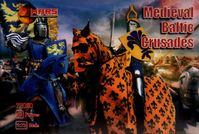 Medieval Knights (40 figs) - Image 1