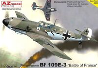 "Bf-109E-3 ""Battle of France"""