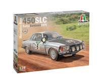 Mercedes-Benz 450SLC Rally Bandama 1979