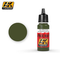 AK3071 Dark Olive Green / M-43 Uniform Green Olive