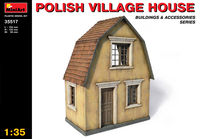 POLISH VILLAGE HOUSE