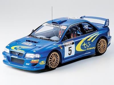 Subaru Impreza WRC 1999