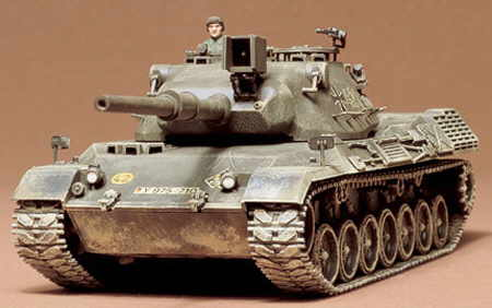 German Leopard Medium Tank