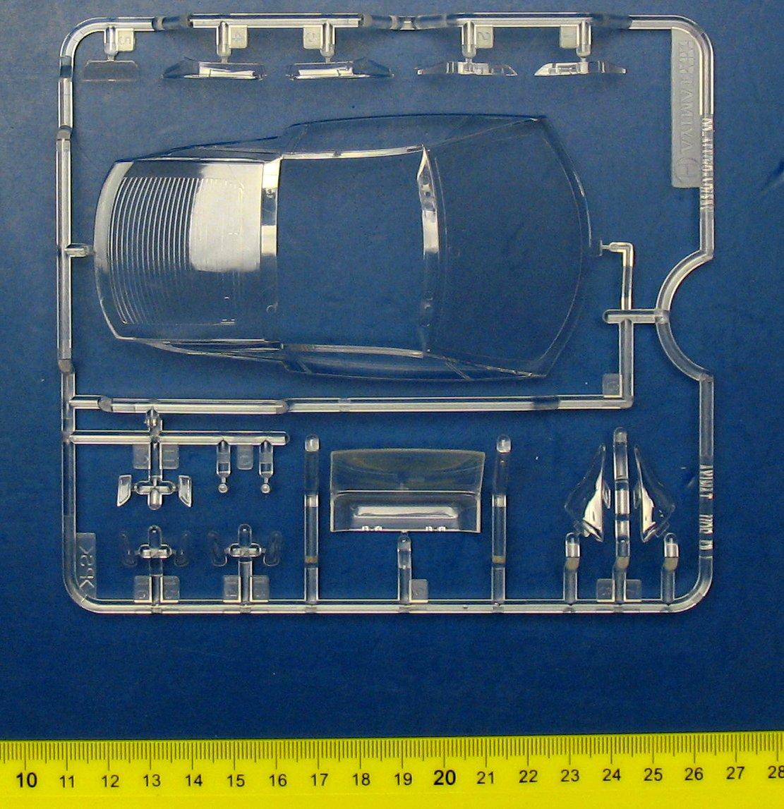 Lexus Lfa Full View Tamiya 24325 Wiring Diagram 1 Tam24325 11