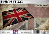 Union  Flag 297 x 210mm - Image 1