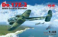 Do 17Z-2, WWII German Bomber (100% new molds) - Image 1