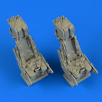 Panavia Tornado ejection seats with safety belts REVELL