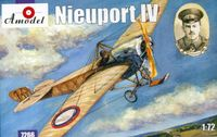 Nieuport IV French IWW Fighter
