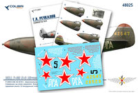 G.A. Rechkalov-aircraft air aces (Р-39, И-153)
