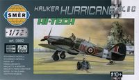 Hawker Hurricane Mk.IIC (Hi-Tech Kit)