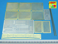 Mesh screens Thoma Schild for T-34/85 - Image 1