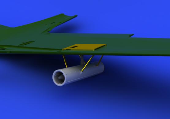 WGr.21 for Fw 190 EDUARD Eduard 672099