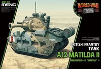 World War Toons A12 Matilda II