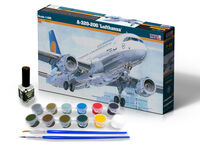 A-320-200 Lufthansa - Model Set