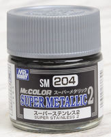 SM-204 Super Stainless 2