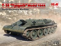 "T-34 ""Tyagach"" Model 1944 Soviet Recovery Machine"
