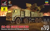 "ZPRK 96K6 ""Pantsir-C1"" (SA-22 Greyhound), Russian AA weapon system, LIMITED EDITION"