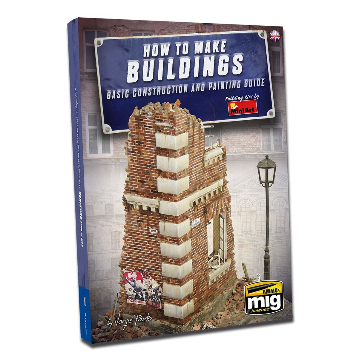 HOW TO MAKE BUILDINGS - BASIC CONSTRUCTION AND PAINTING GUIDE - Image 1