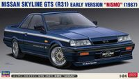 "Nissan Skyline GTS (R31) Early Version ""NISMO"" (1987)"