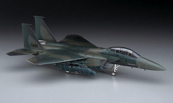 Maquette HASEGAWA K 018 F-15 STRIKE EAGLE 1:72