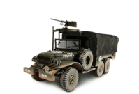 American 6x6 1,5 Ton Cargo Truck (North-western Europe, 1945)
